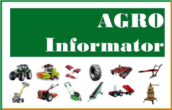 Početna stranica > Polovne poljoprivredne mašine